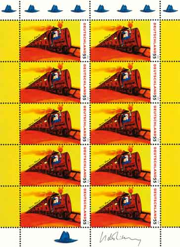 Russland & Sowjetunion Europa Clever Russland Briefmarken 1965 Tag Des Theaters Mi.nr.3069 Gestempelt