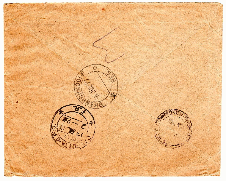 Briefe Nach Russland : Philaseiten briefe bestimmen russland