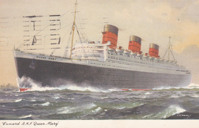 Briefe Queen Victoria : Philaseiten motiv schiffe auf belegen