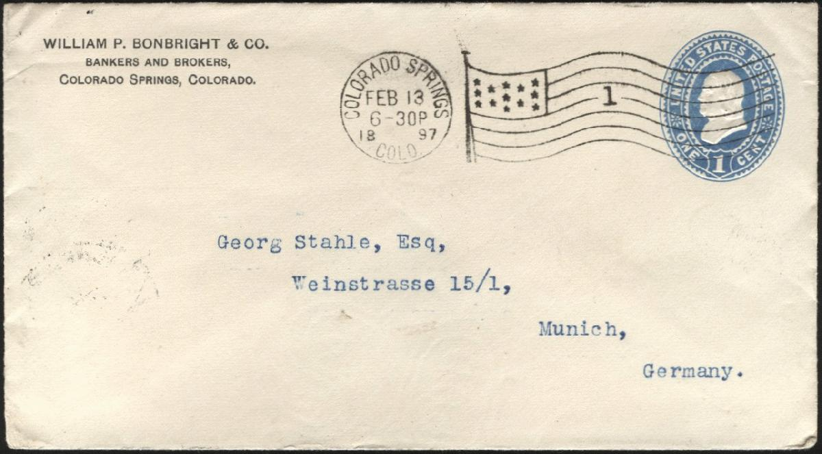 postage st machine