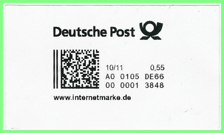 internetmarke deutsche post america 39 s best lifechangers. Black Bedroom Furniture Sets. Home Design Ideas